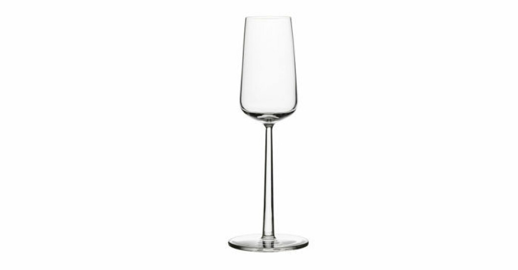Stilrent champagneglas Iittala