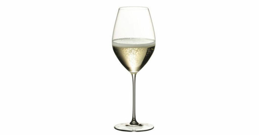 Klassiskt champagneglas från Riedel