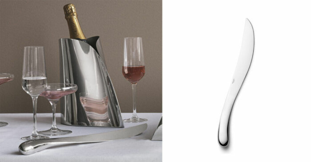 Champagnesabel Georg Jensen