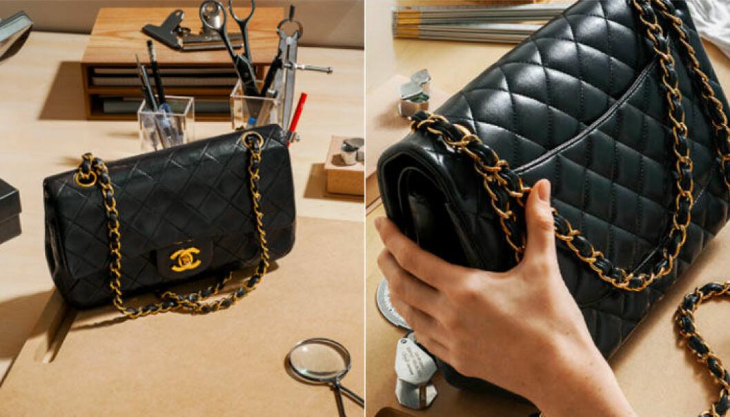 Väskan Chanel 2.55