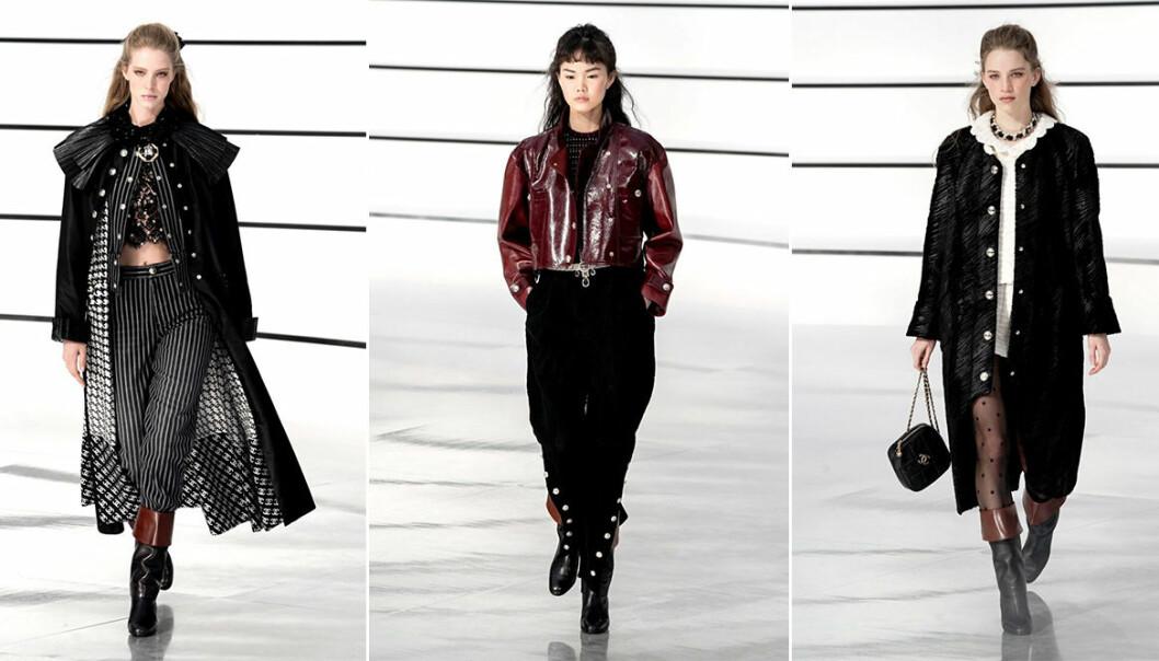 Chanel AW20 se alla bilderna från Chanels höstvisning 2020