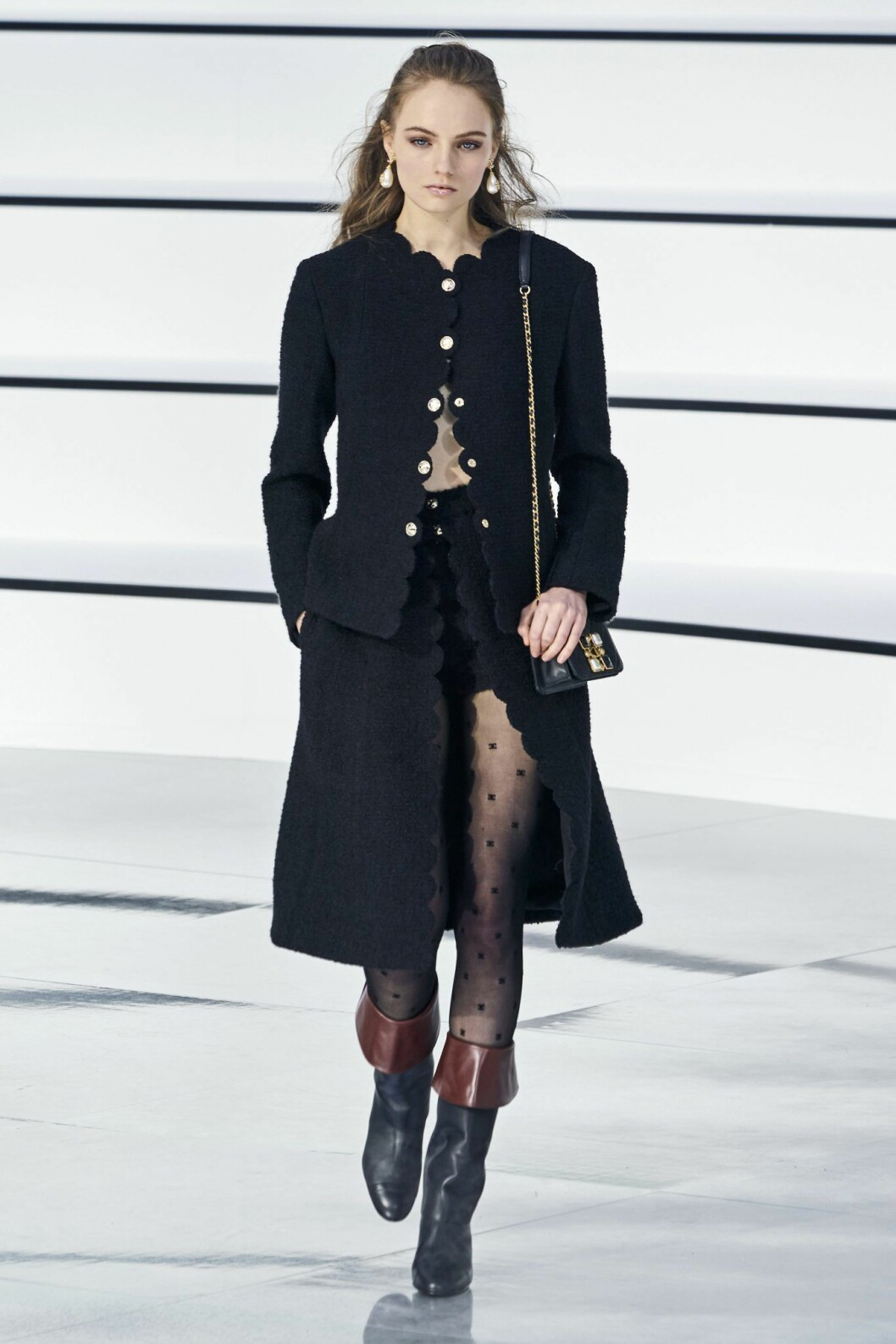 Chanel 1940-tals stil trend 2020