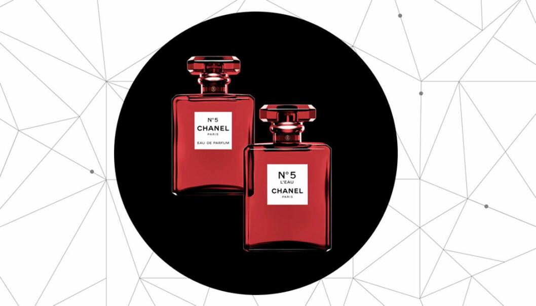 Nu kommer en Chanel No5 i röd flaska
