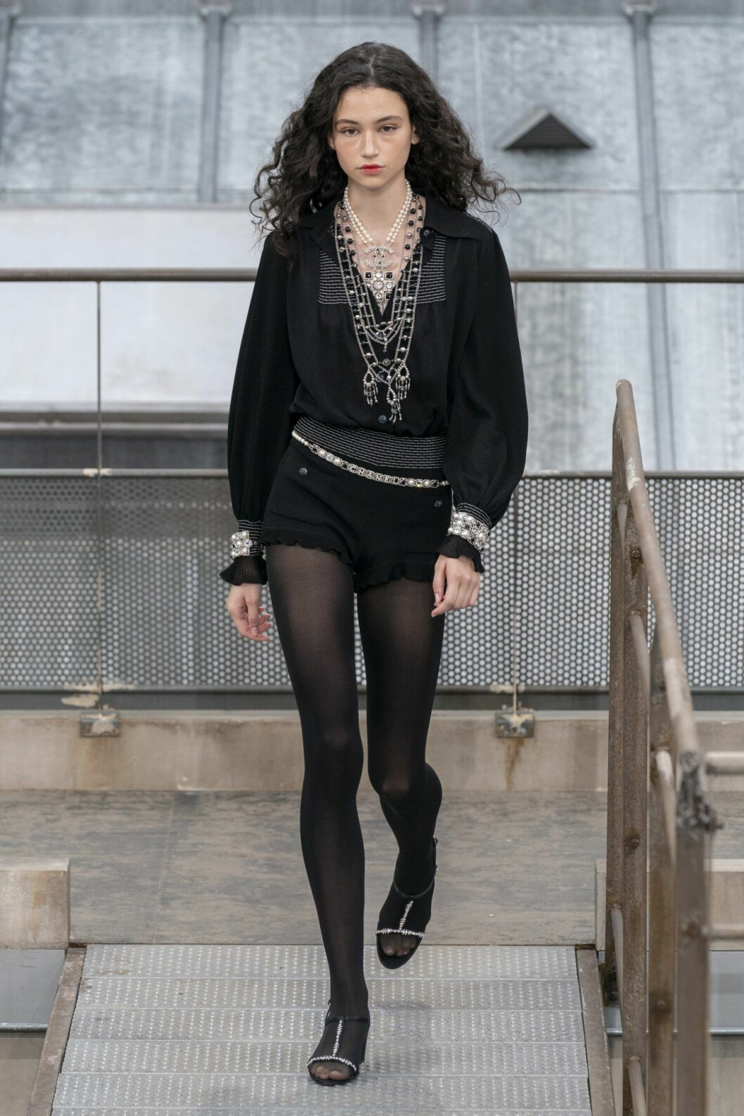 Chanel hotpants