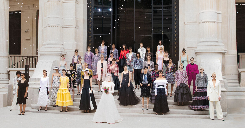 Chanel haute couture höst vinter 2021