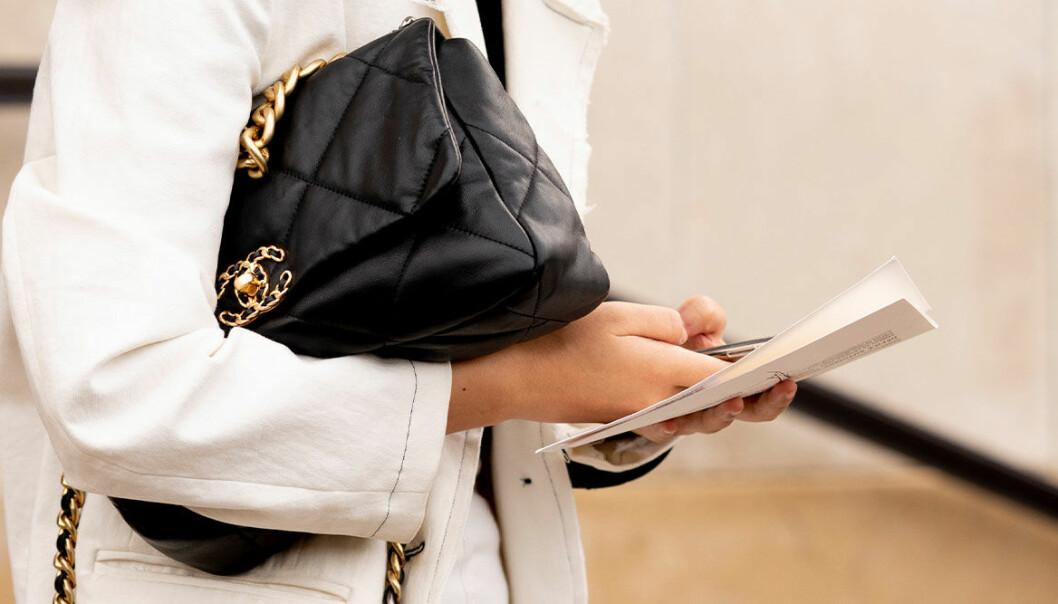 The Chanel 19 är Chanels senaste ikon väska