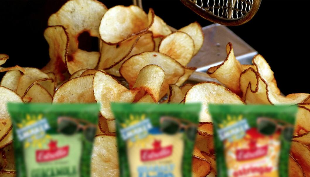 Estrella Slapper 3 Nya Chips Smaker Vilken Ar Din Favorit Elle