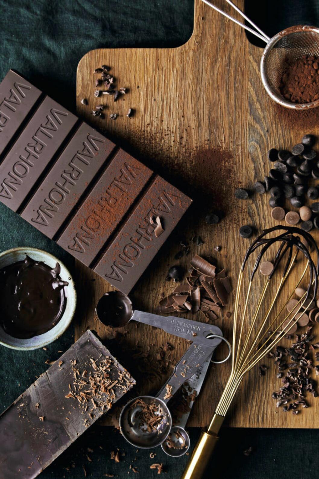 Allt du behöver veta om choklad