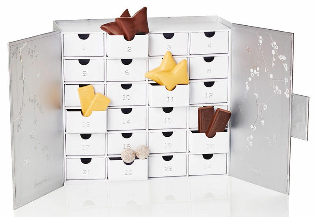 Chokladkalender från Summerbird, 595 kr.