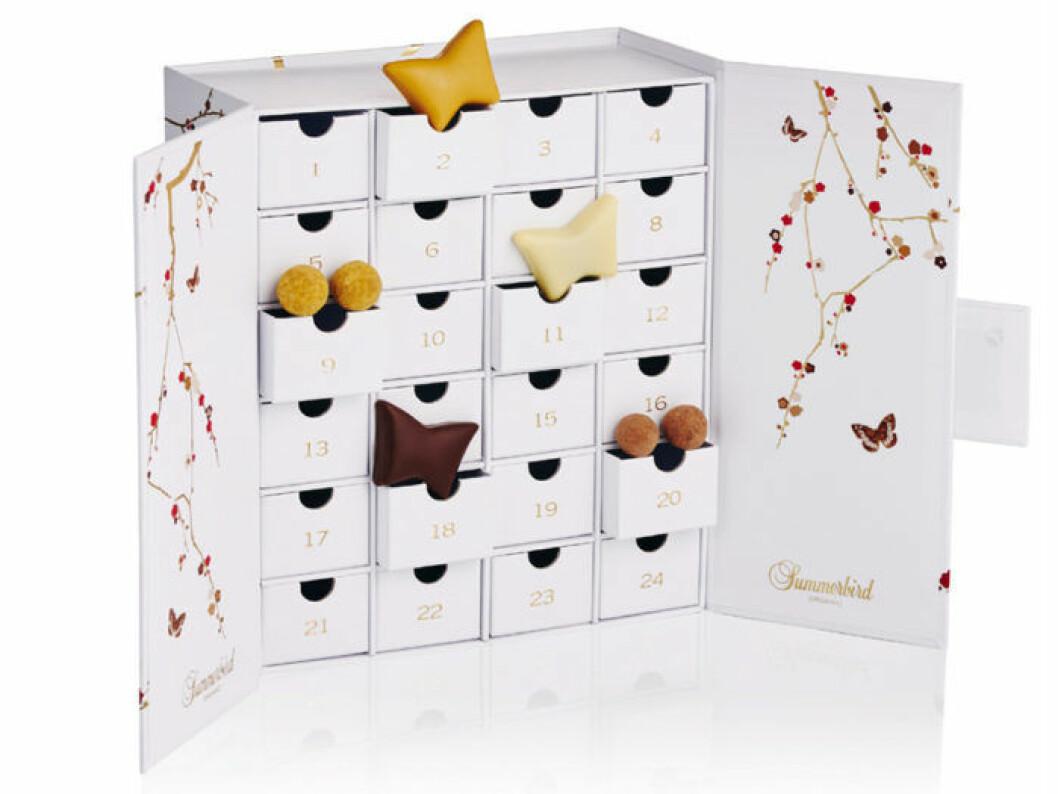 Chokladkalender från Summerbird, 730 kr.