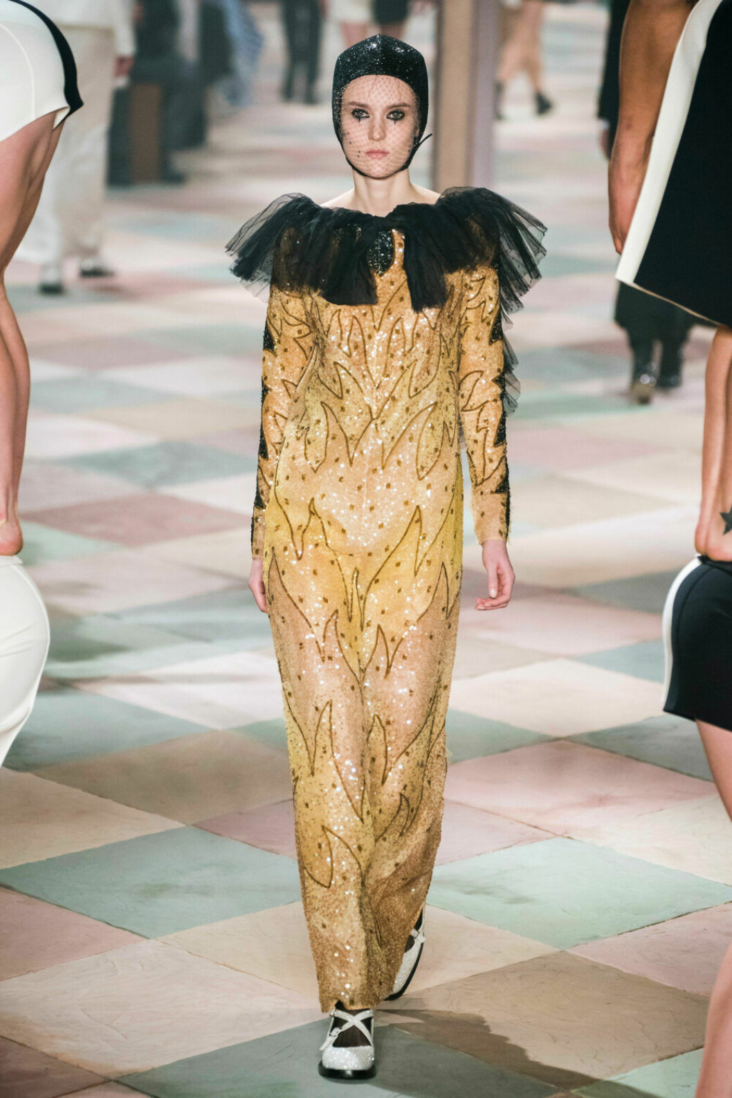 Cirkusmagi på Diors SS19 haute couture–visning