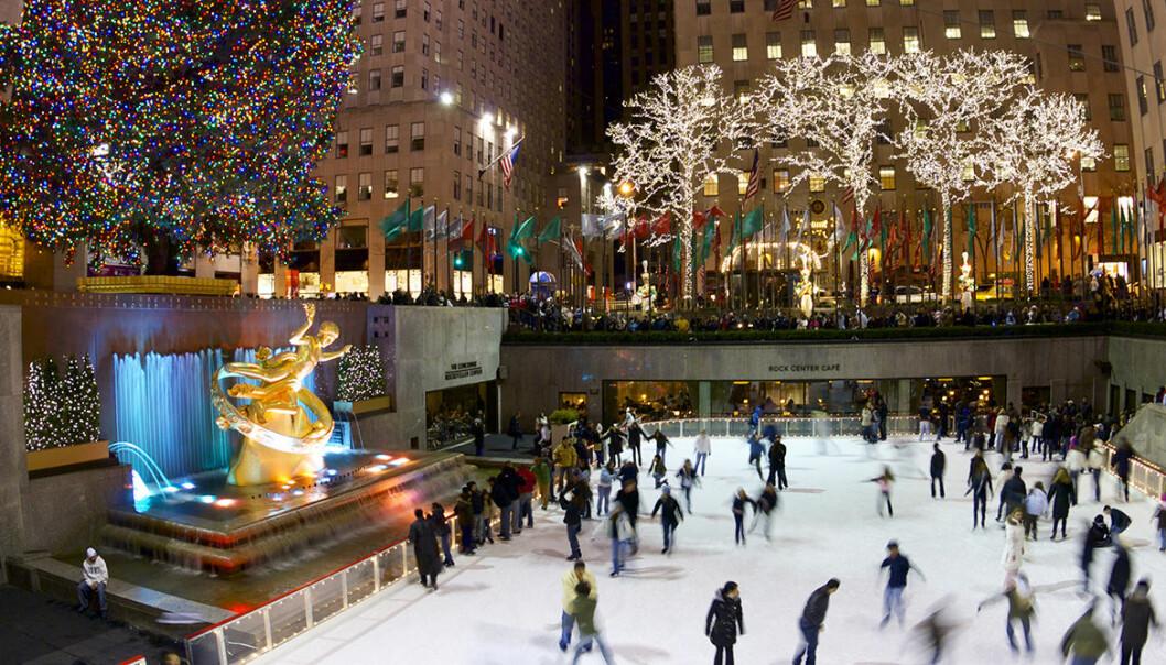6 magiska platser som skänker oss julstämning
