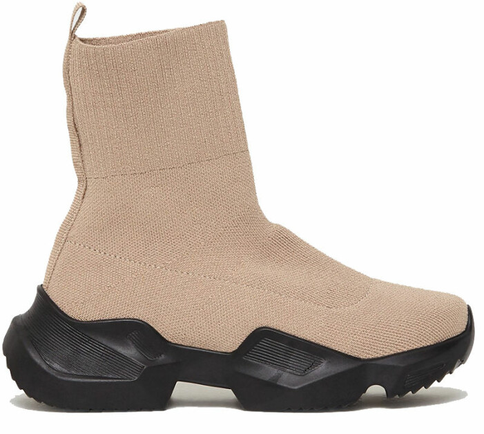 chunky boots nly shoes
