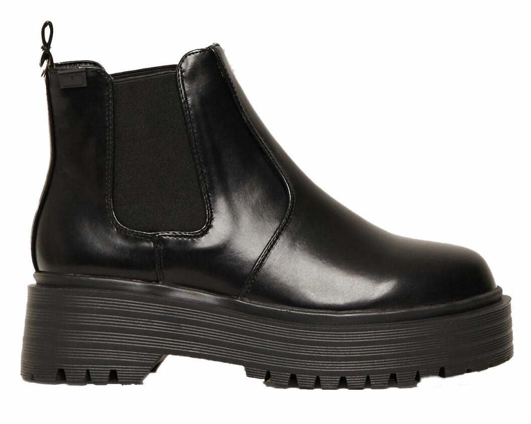 Låga chunky boots från Coolway via Nelly.