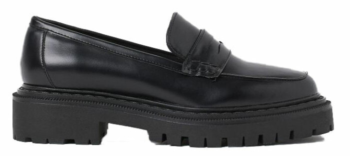 chunky loafers från hm.