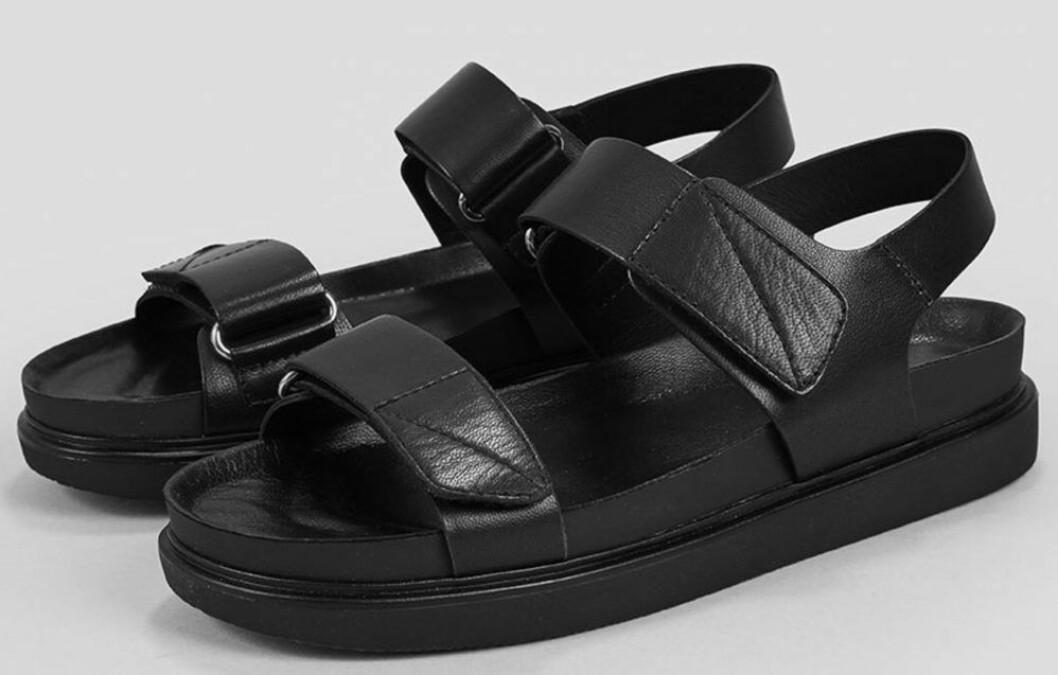 Chunky sandaler från Vagabond.