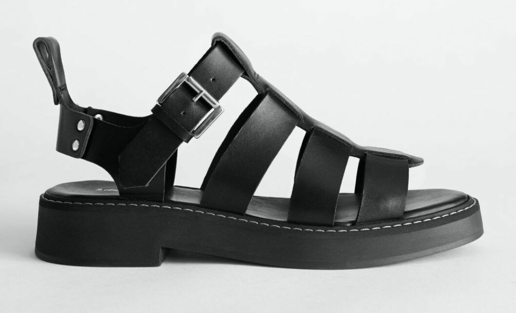 Chunky sandaler från & Other stories
