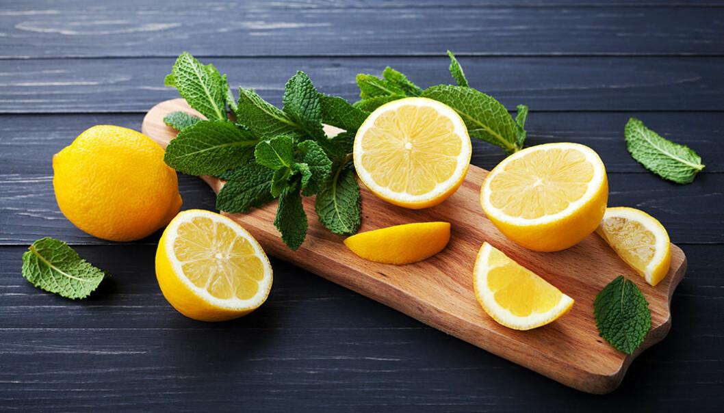 Städa smart med citron! Foto: Shutterstock