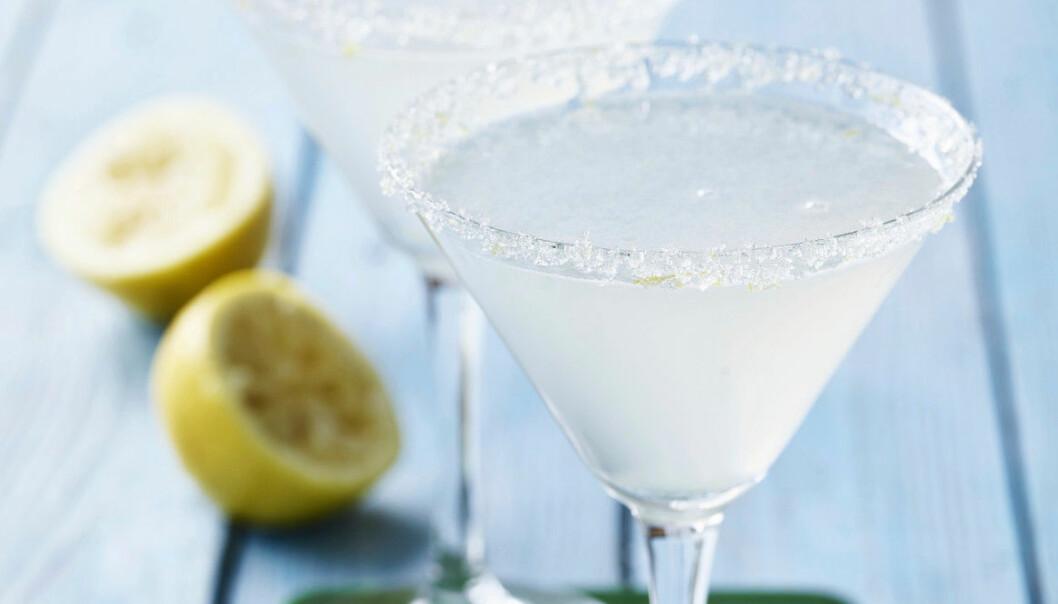 Citron-martini