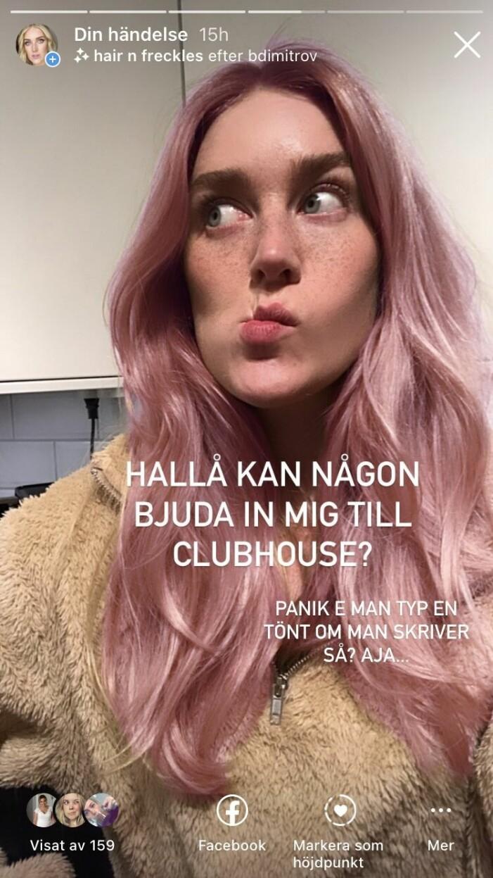 Louise Åström ELLE