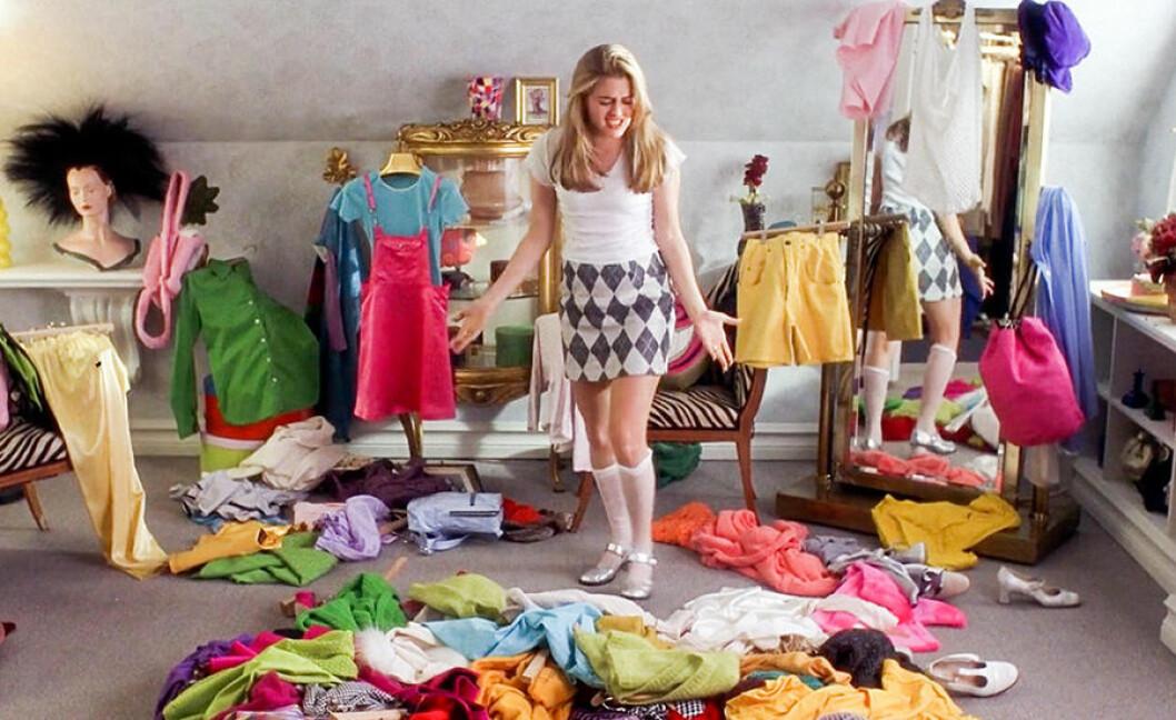 Så rensar du garderoben