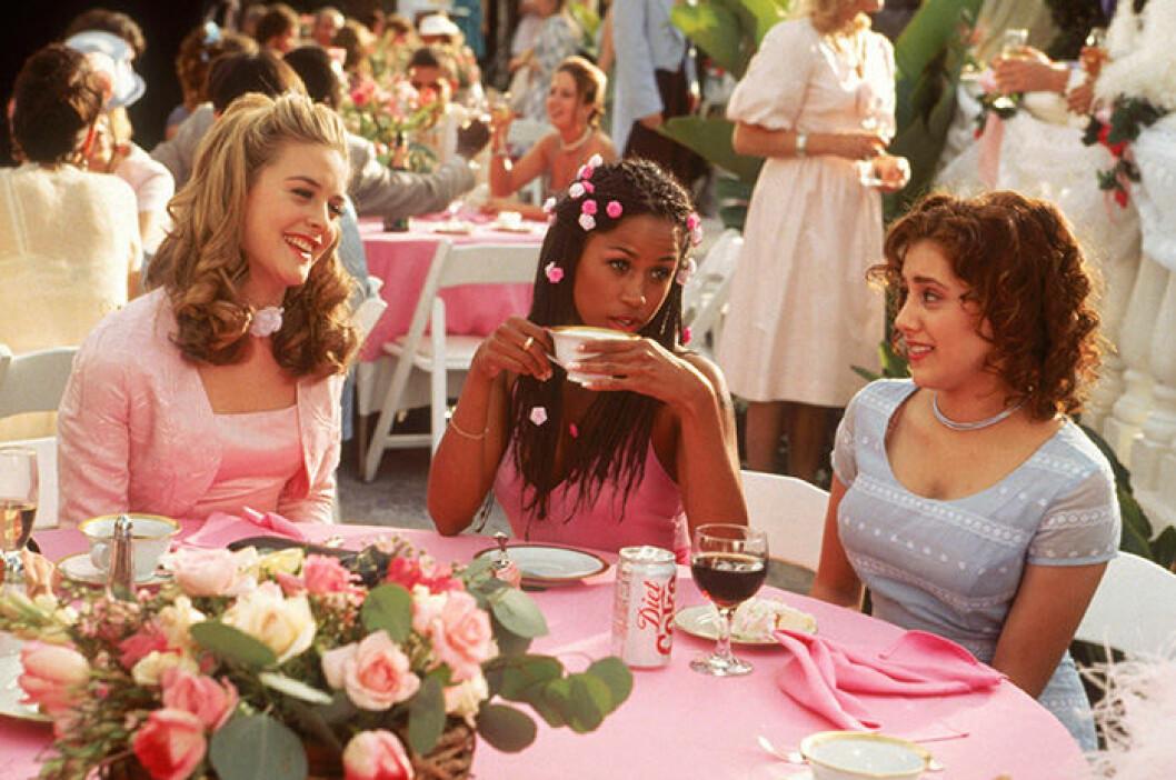 En bild från filmen Clueless som hade premiär 1995.