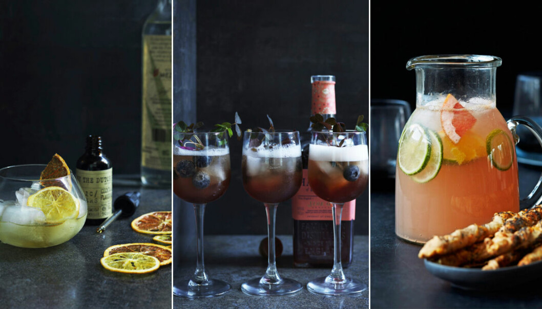 Cocktails med en twist