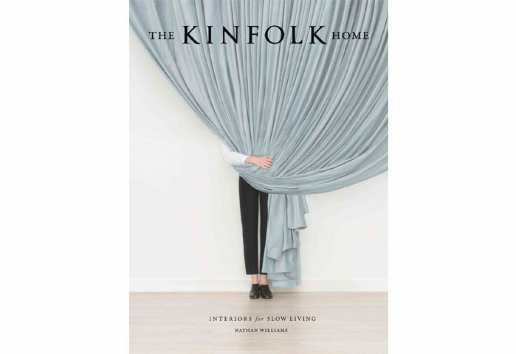 Coffee table boken The Kinfolk Home