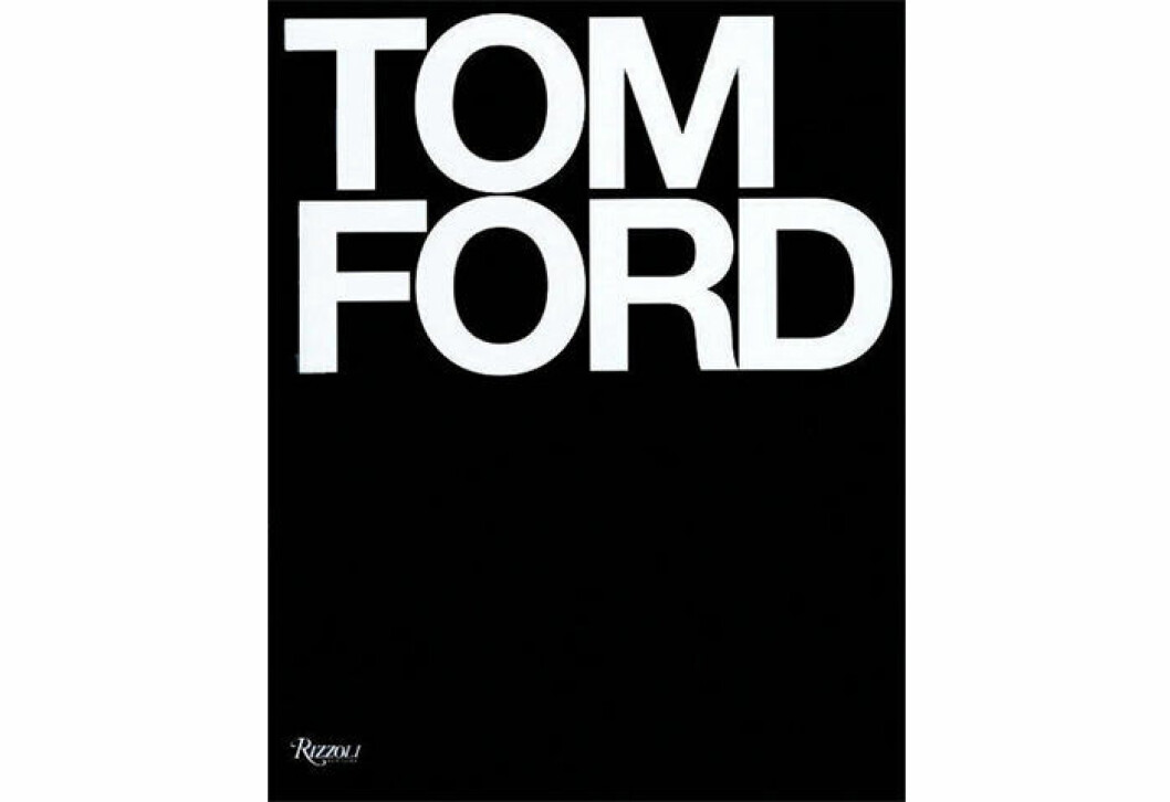Coffee table boken om Tom Ford