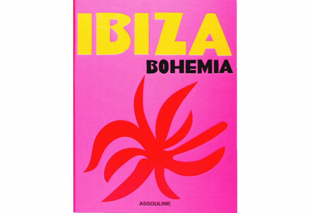Coffee table bok om Ibiza