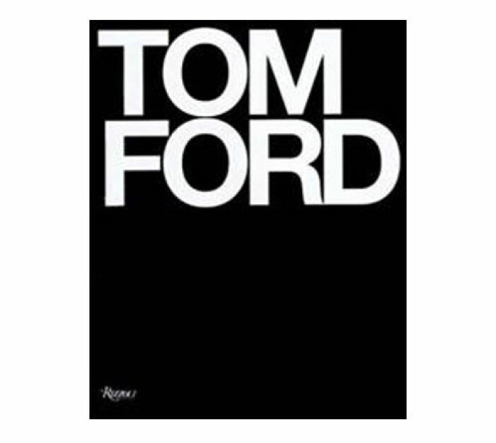 coffee table book tom ford