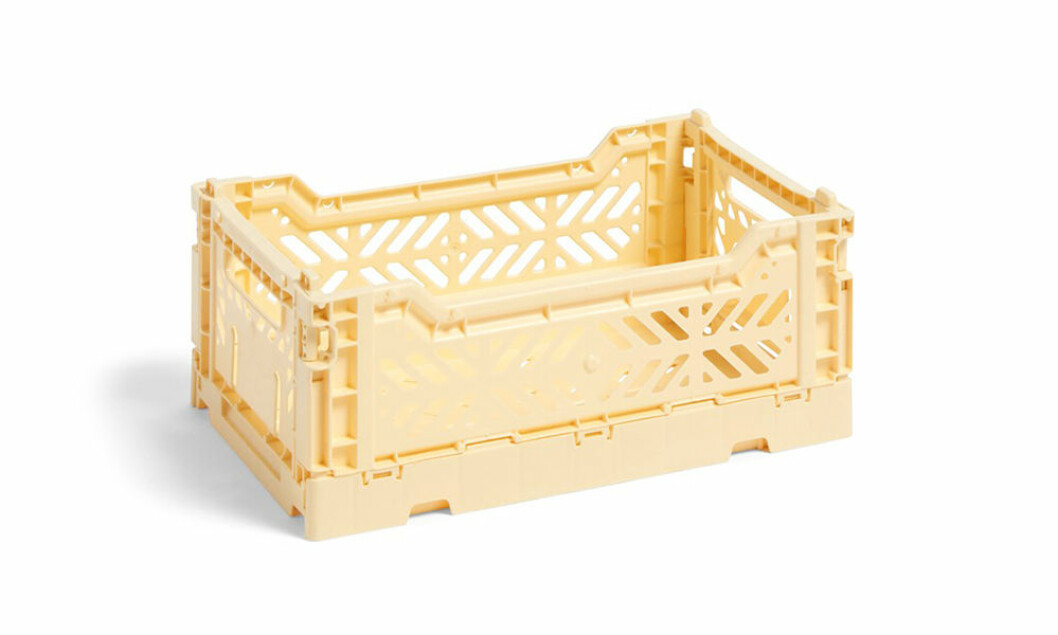 colour crate från hay
