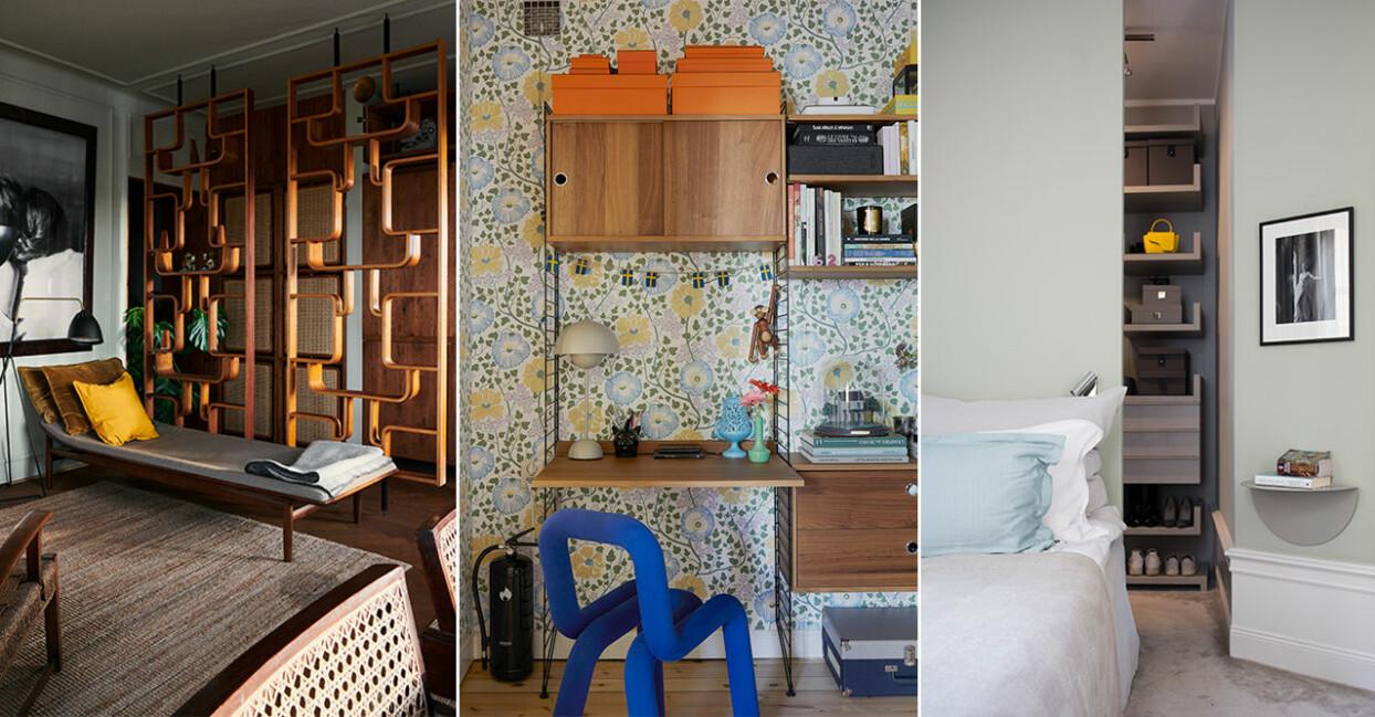 compact living tips till små hem