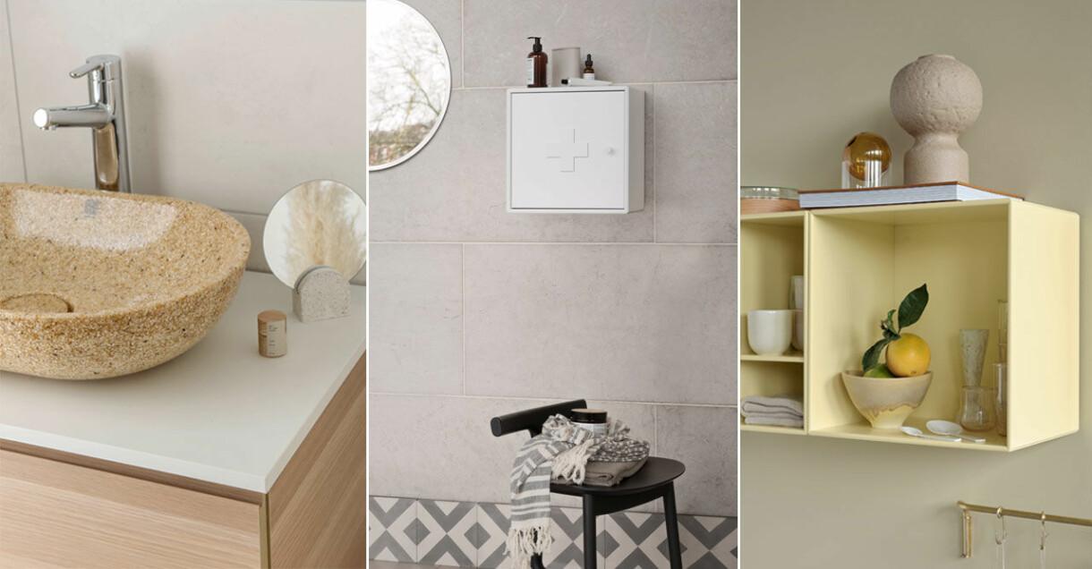 Så inreder du ett compact living kök och badrum