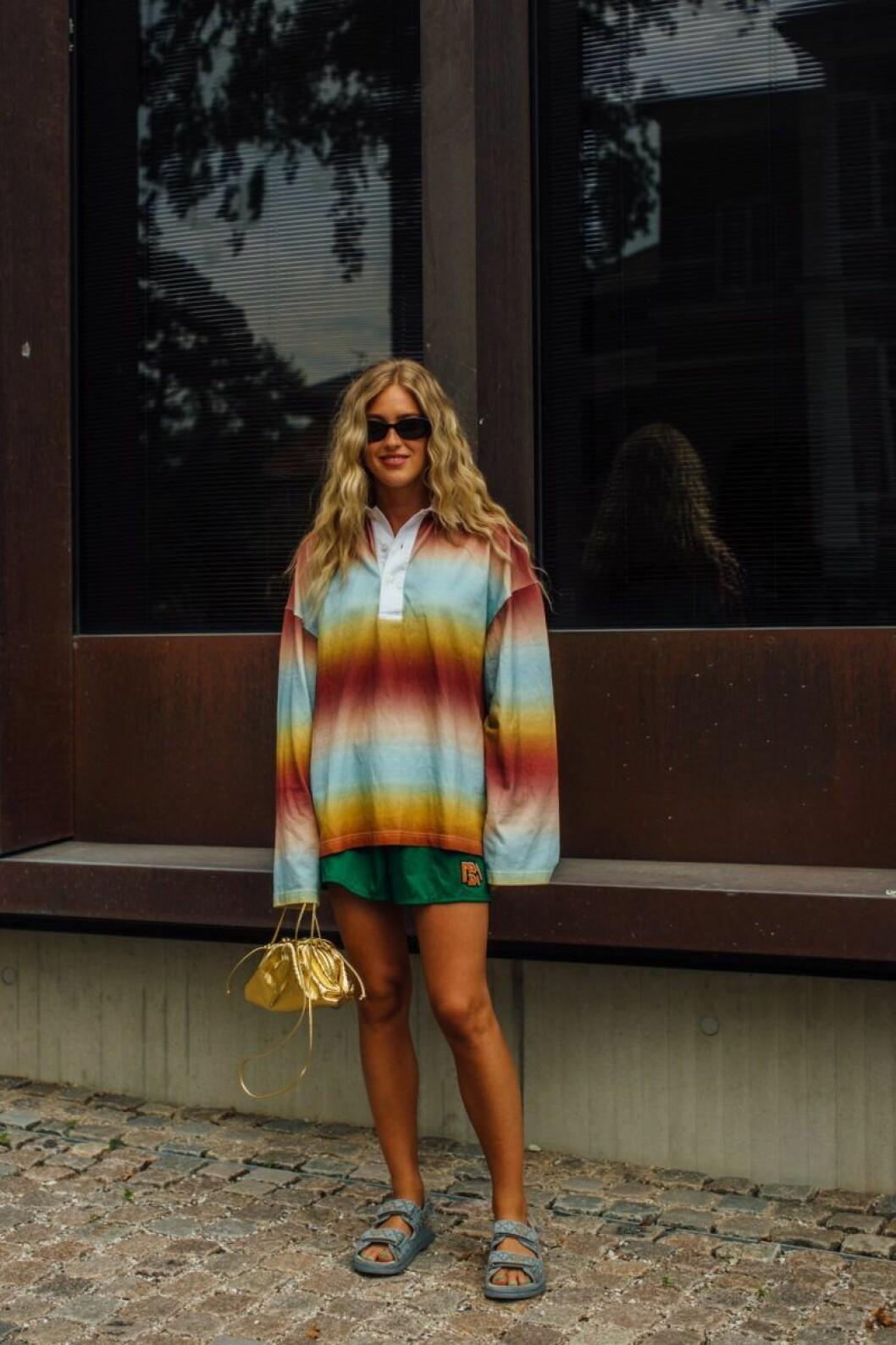 Emili Sindlev ger färg- och mönsterinspiration!