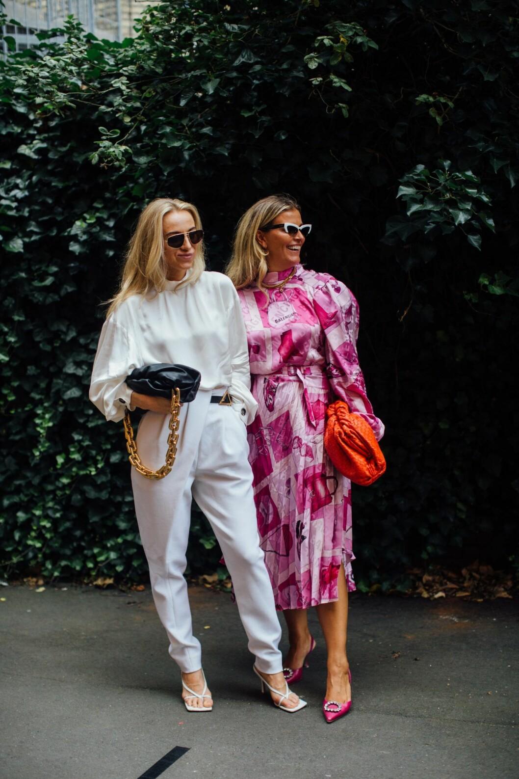Streetstyle cph vit och rosa