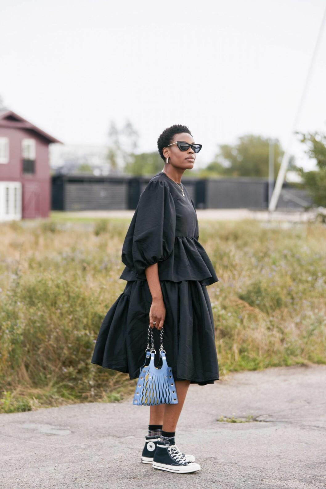 COnverse Streetstyle från modeveckan i Köpenhamn SS20.
