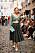 Jenny Walton med inslag av turkost copenhagen fashion week ss22.