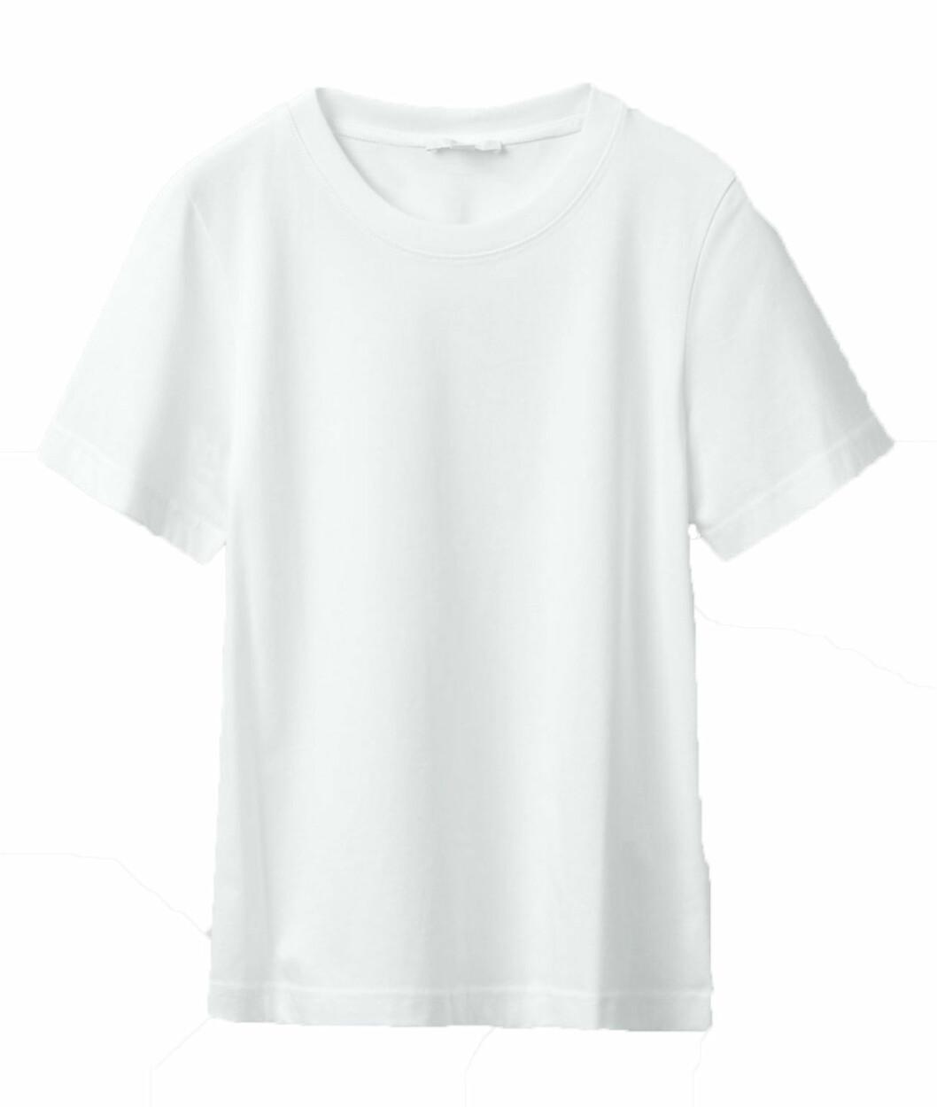 Vit t-shirt från COS