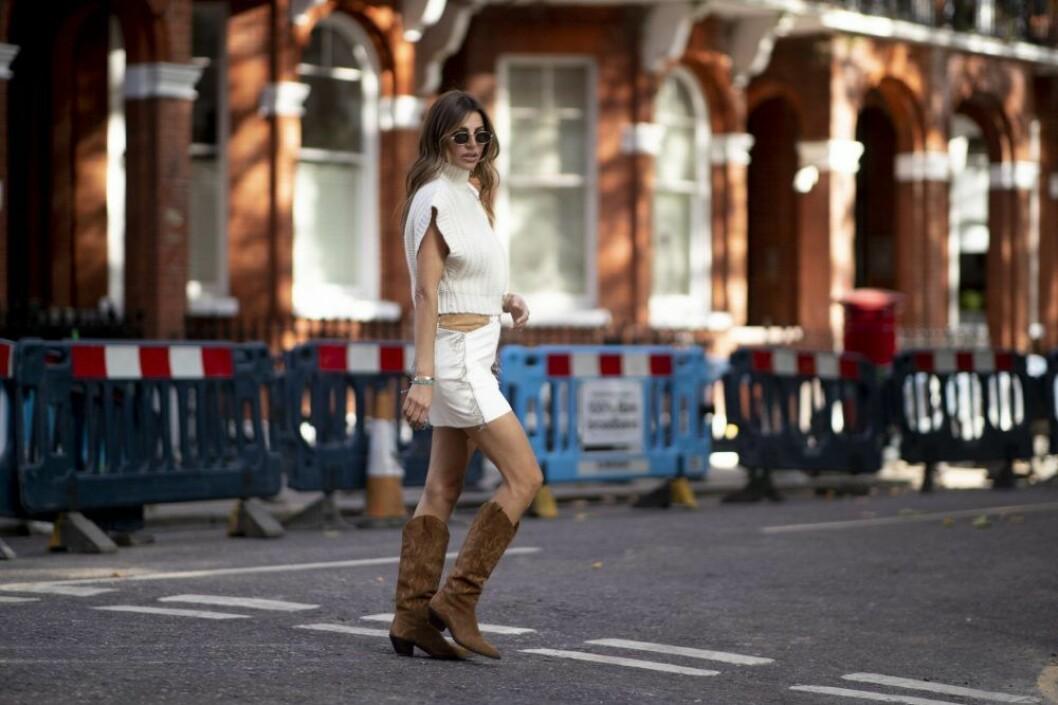 cowboyboots lodnon fashion week