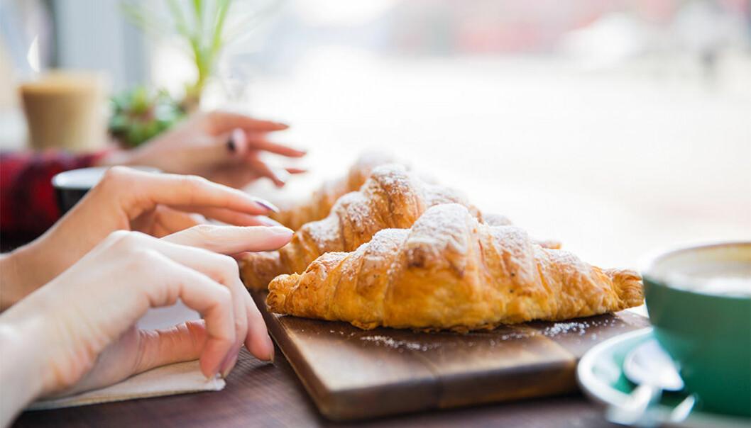 Hur uttalar du croissant och espresso?