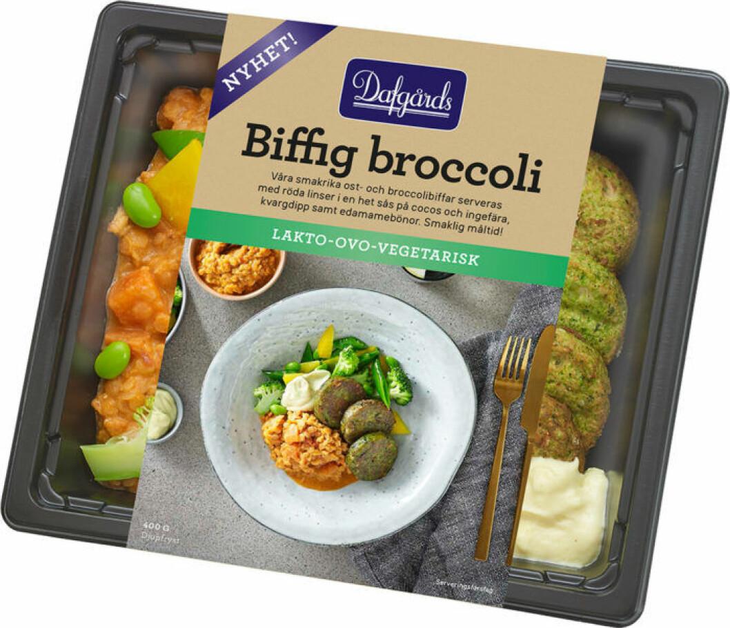 Biffig broccoli.