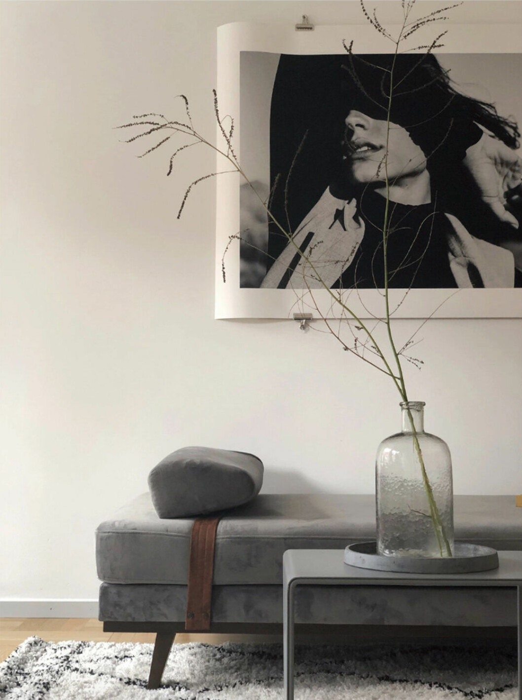 grå dagbädd från soffadirekt