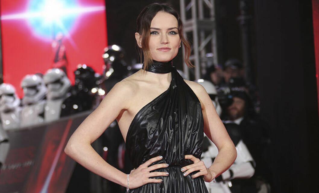 Daisy Ridley fick sin endometriosdiagnos vid 15-årsålder