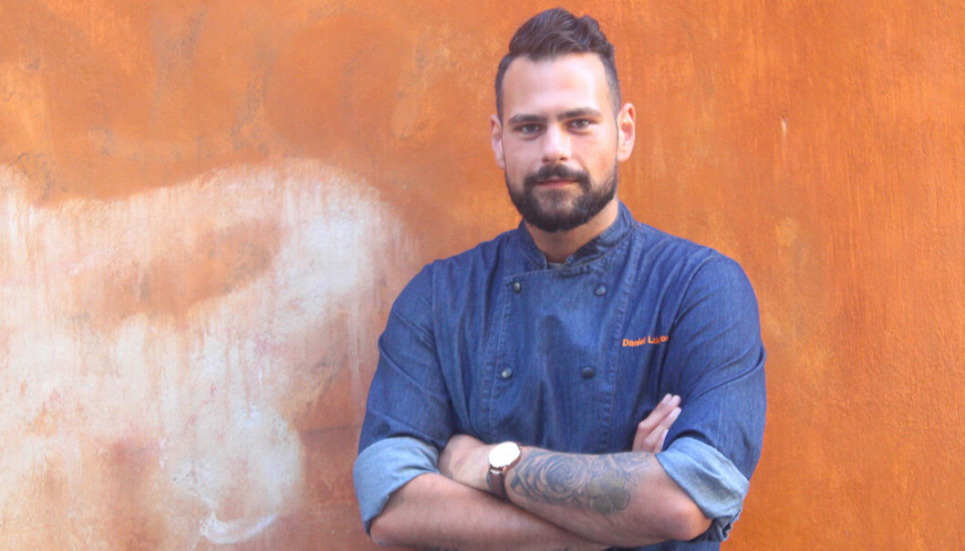 Daniel Lakatosz börjar blogga för ELLE mat & vin!