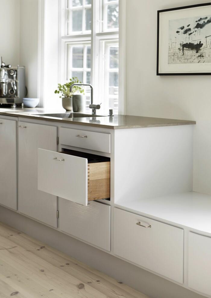 danskt kök från stilleben architects
