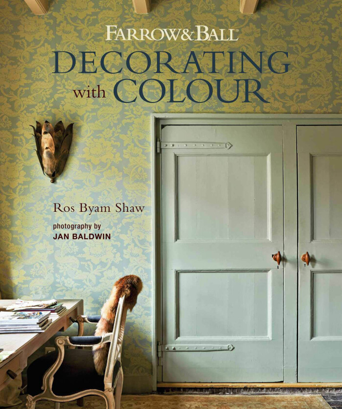 Decorating with colour Farrow & Ball-bok
