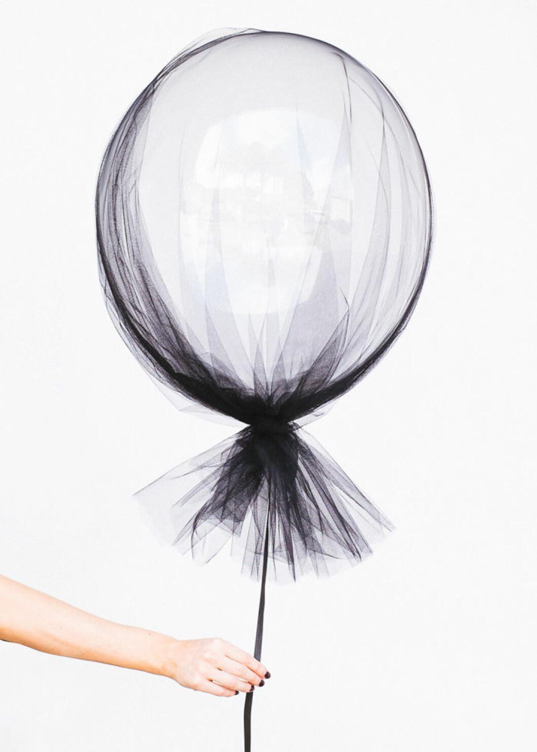 Pimpa ballongerna.