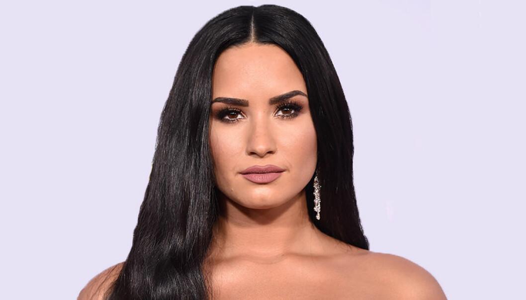 Demi Lovato tackar fansen för stödet efter överdosen.