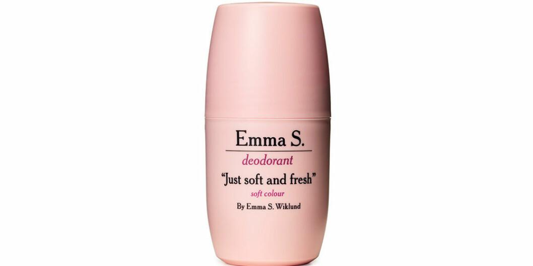 Deodorant från Emma S